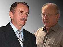 obrázok prof. Vlček a RNDr. Piršel