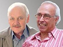 obrázok prof. Ruttkay a PhDr. Pieta